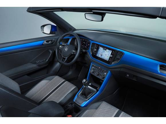 Ya la venta el Volkswagen T-Roc Cabrio desde 27.750 euros