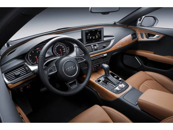 El Audi A7 Sportback se renueva para ser más potente y eficiente