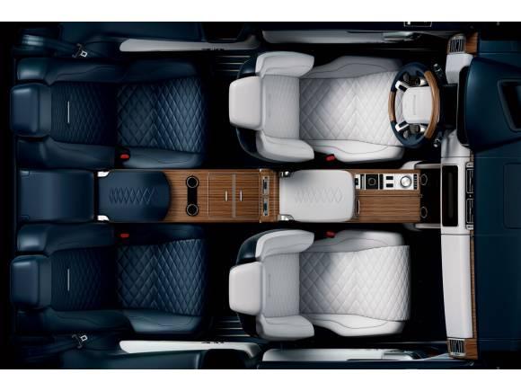 Range Rover SV Coupé: el tercer coche de la división SVO