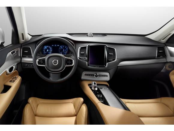 Conducimos el nuevo Volvo XC90, la alternativa a los SUV de lujo  alemanes