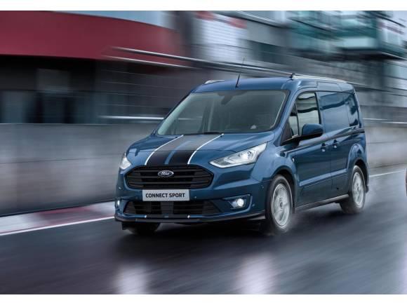 Nuevos Ford Transit Sport, los furgones deportivos