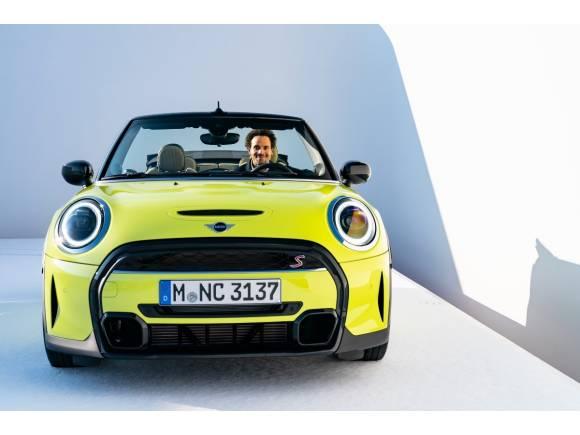 Tres en uno: Mini rediseña sus 3 y 5 puertas y la versión cabrio