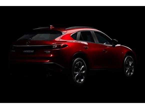 Nuevo Mazda CX-4, ¿llegará a España?
