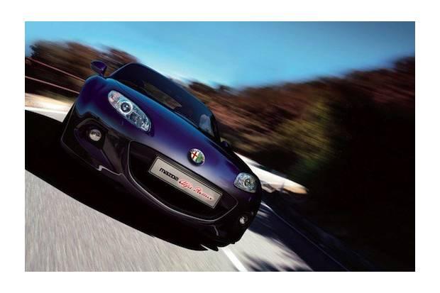 Mazda y Alfa Romeo se unen para hacer un coche cabrio roadster