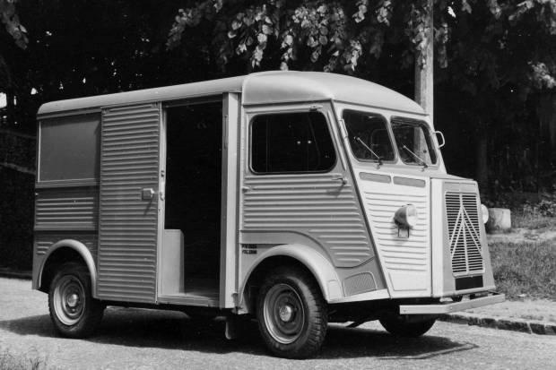 Tipo H: Citroën siempre por delante