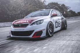 Peugeot 308 Racing Cup, el salto a los circuitos