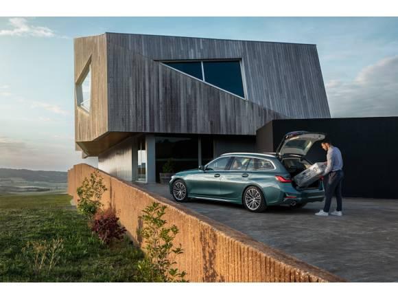 Nuevo BMW Serie 3 Touring, el mítico familiar deportivo renovado