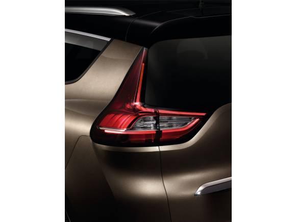 Nuevo Renault Grand Scenic: cinco o siete plazas y un gran maletero