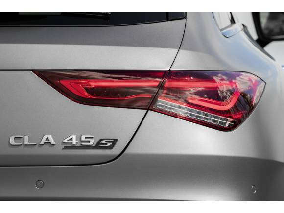 Nuevo Mercedes-AMG CLA 45 4MATIC+ Shooting Brake: deportivo familiar a la alemana