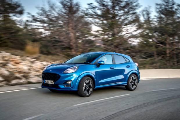 Ford Puma: llega el motor diésel y el cambio automático