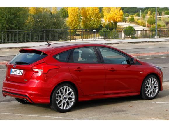 Prueba Ford Focus ST Line ¿merece la pena este acabado?