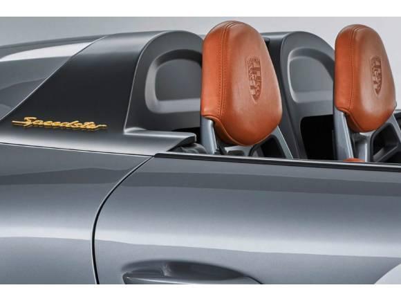 Porsche 911 Speedster Concept: celebrando el 70 aniversario