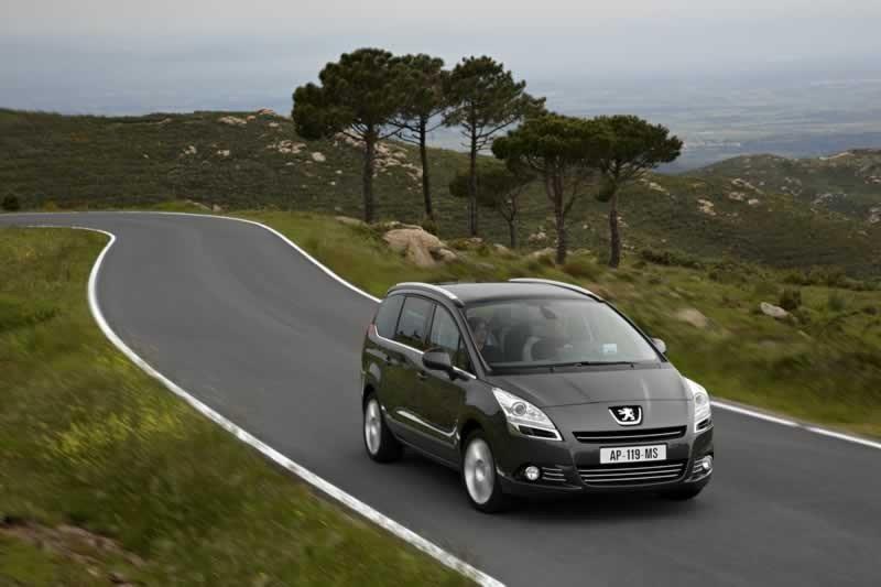 El Peugeot 50008  se ha puesto a la venta este mismo mes.