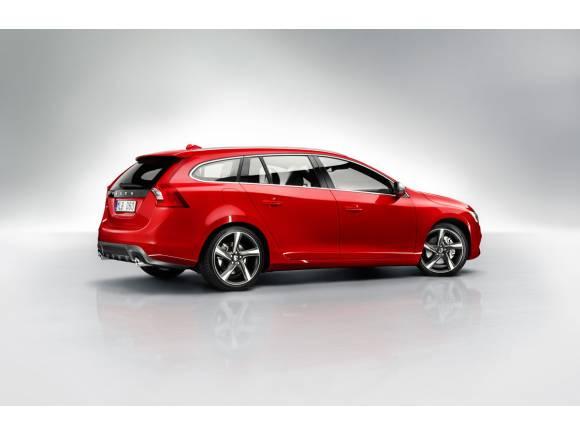 Los Volvo S60, V60 y XC60 ya tienen su versión R-Design