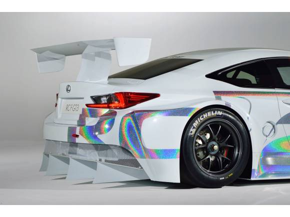 Lexus Racing, la nueva estructura de competición de Lexus