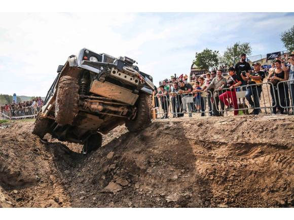 Land Rover Party 2018, celebrando el 70 aniversario