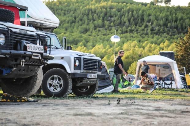 Land Rover Party 2018, celebrando el 70 aniversario
