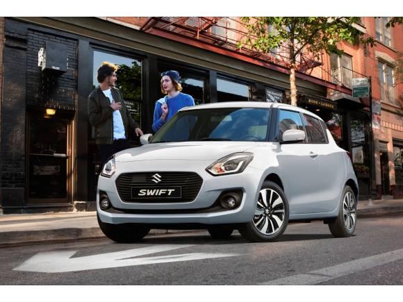 Suzuki Swift SHVS: un híbrido con carácter