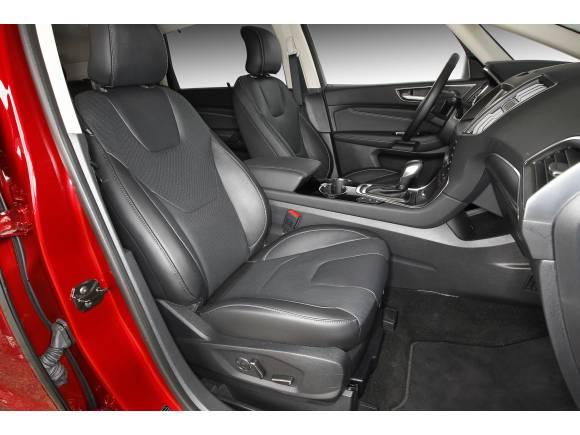 Prueba 10: Ford S-Max 2.0 TDCi 180 CV Powershift