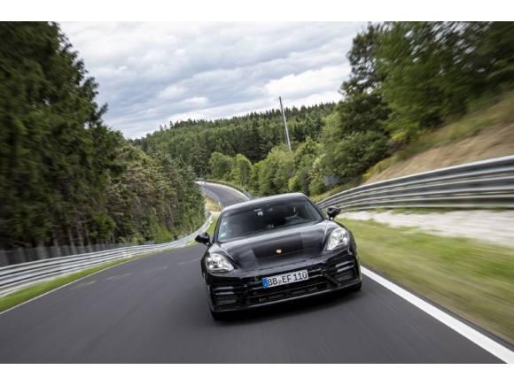 El nuevo Porsche Panamera firma un nuevo récord de velocidad en Nurburgring