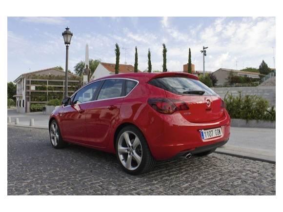 Prueba 10: Opel Astra ¿gasolina o diésel?
