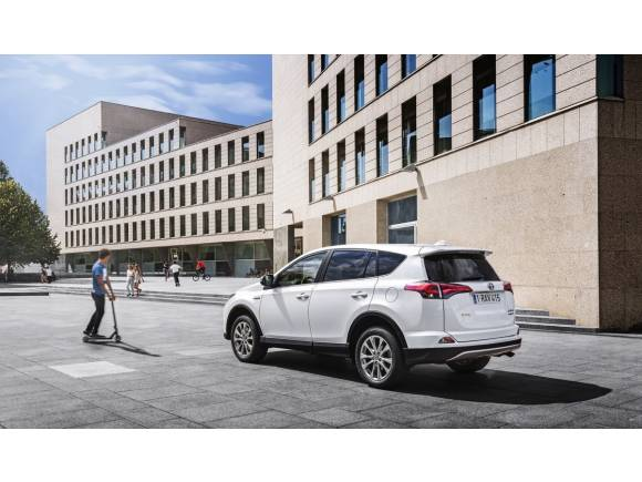 Nuevo Toyota RAV4 Hybrid: el primer SUV híbrido de Toyota