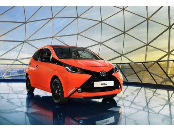 Nuevo Toyota Aygo, la estrella de Toyota en Ginebra