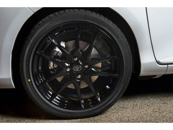 Toyota Yaris GR Sport, el híbrido racing