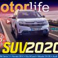 Motorlife Magazine Nº 100: Top 10 SUV para este 2020