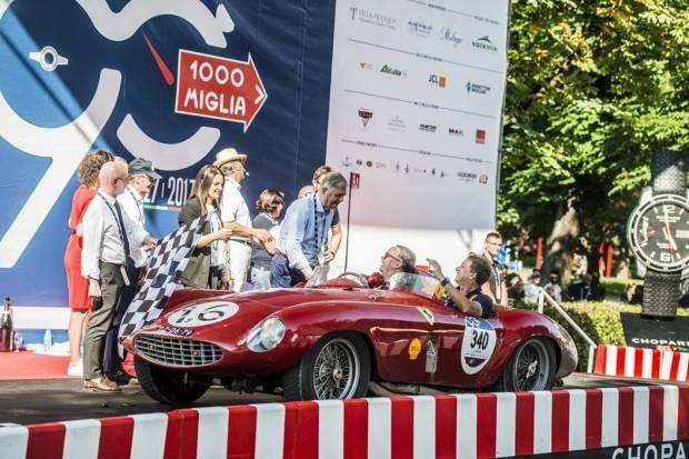 90 cumpleaños para las Mille Miglia