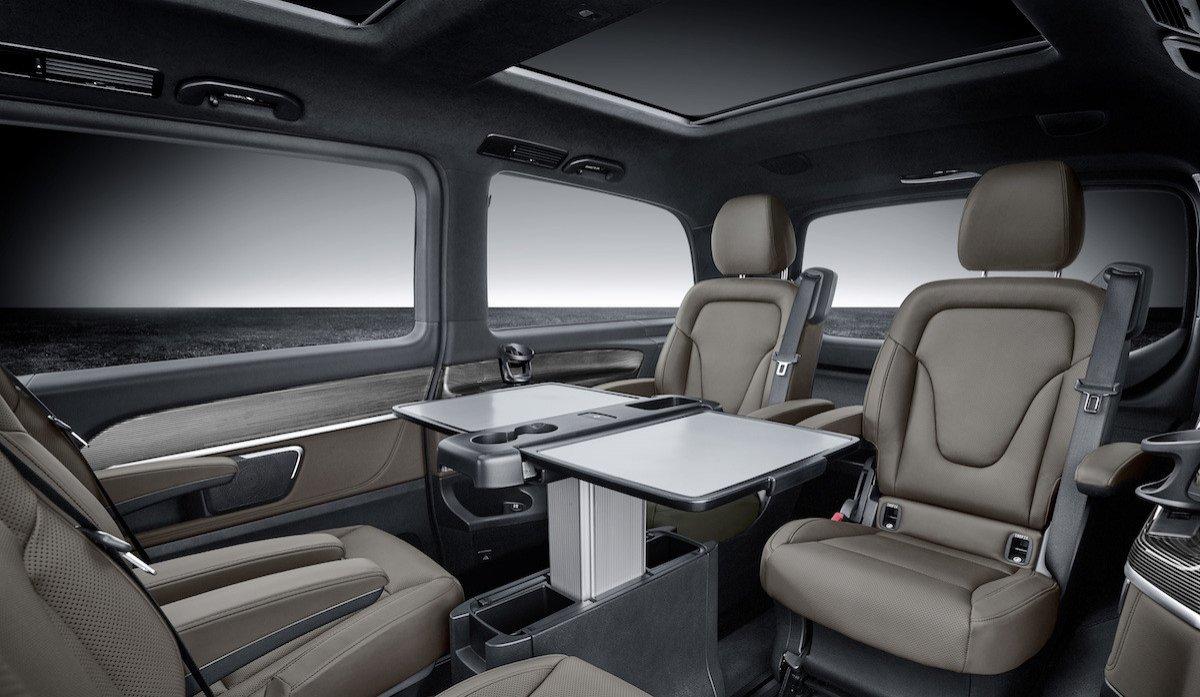 Nuevo Mercedes-Benz Clase V 2019