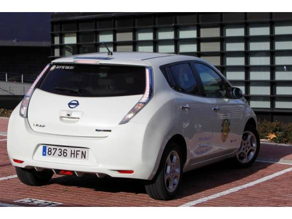 Prueba Nissan Leaf: una semana conviviendo con un coche eléctrico