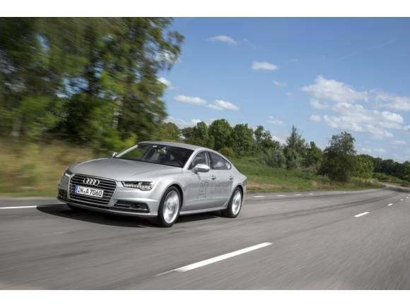 Prueba de los nuevos Audi A7 Sportback ultra y 3.0 TDI competition