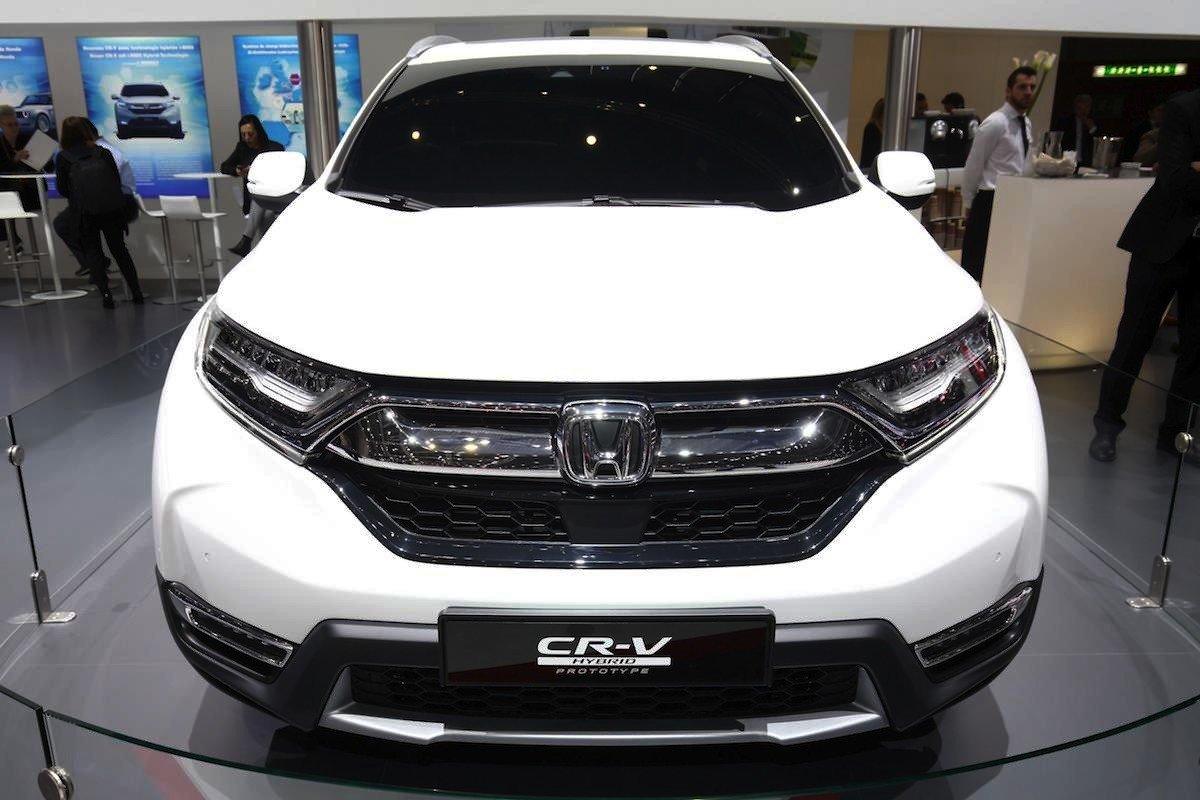 Nuevo Honda CR-V 2018