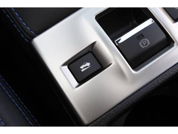 Nuevo Subaru Levorg, prueba y opinión
