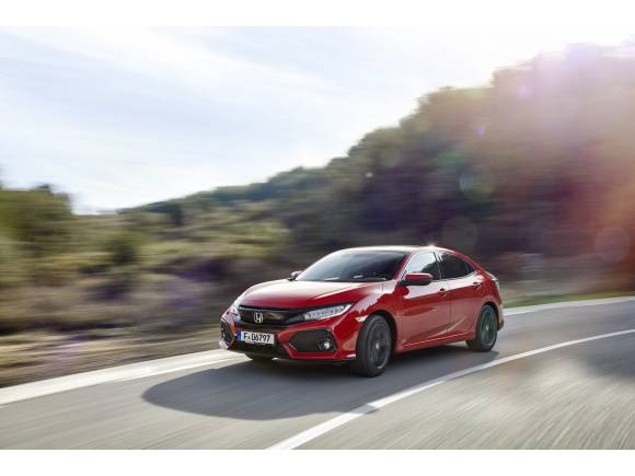 Nuevo Honda Civic 2017: información, prueba y precios