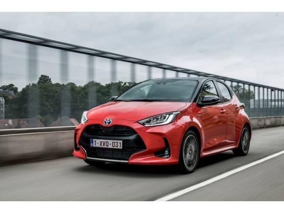 Toyota ya está desarrollando el sucesor del Toyota Aygo sobre la plataforma del Yaris