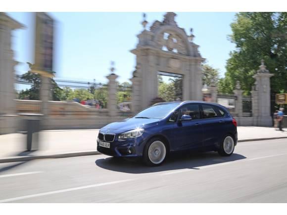 Gama BMW i Performance: los híbridos enchufables de BMW