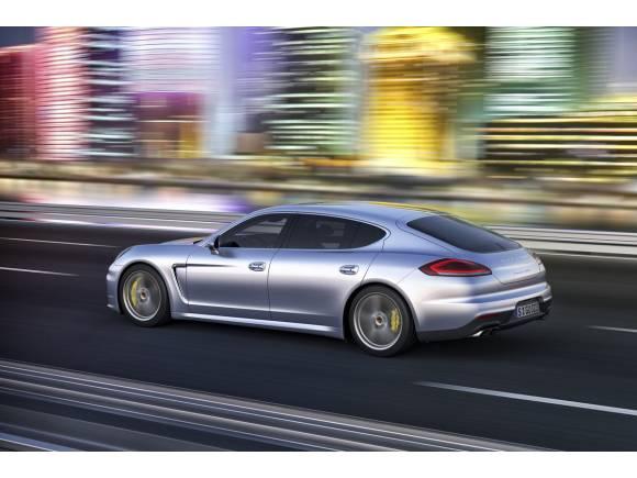 Probamos la nueva gama Porsche Panamera 2014