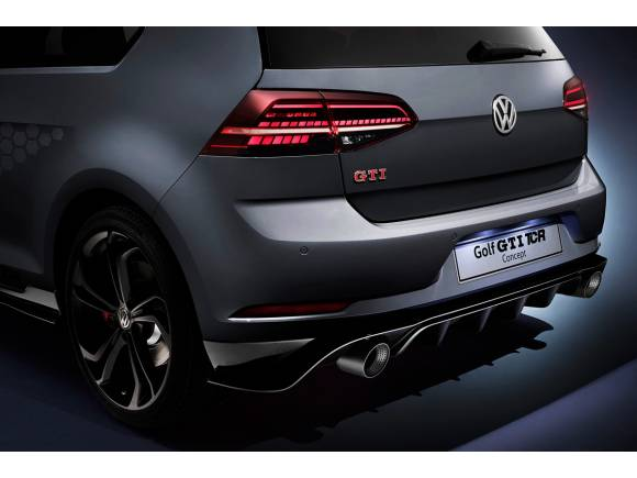 Wörthersee 2018: presentado el Volkswagen Golf GTI TCR Concept