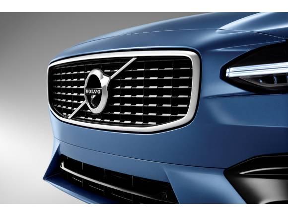 Los Volvo S90 y V90 ya tienen acabados R-Design