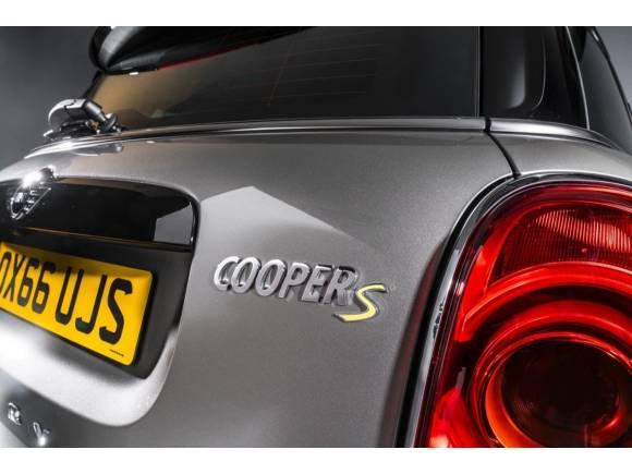 Mini Cooper S E Countryman ALL4: el primer Mini híbrido enchufable