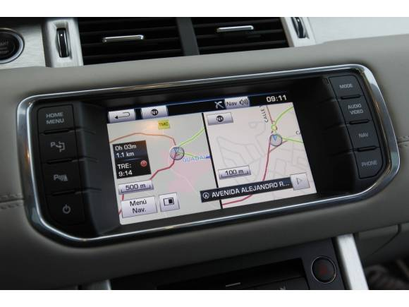 Prueba de Gama: Range Rover Evoque