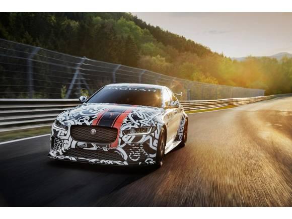 Primeras imágenes del Jaguar XE SV Project 8, el más extremo de la historia