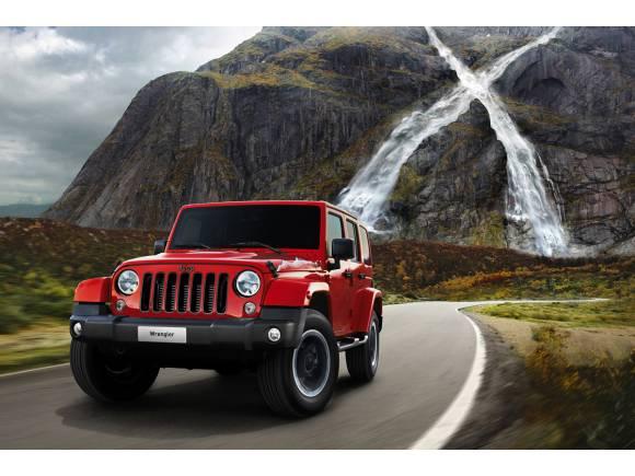 Jeep Wrangler X, una nueva edición limitada