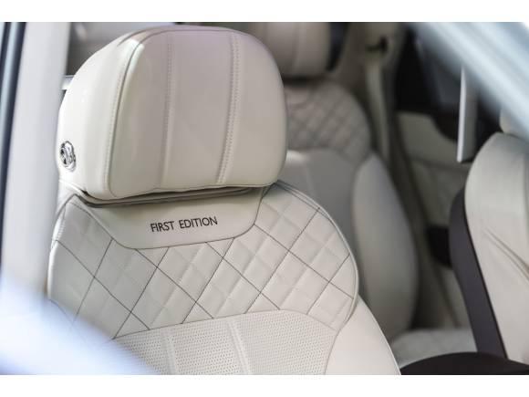 """Bentley sacará una """"First Edition"""" del Bentayga"""