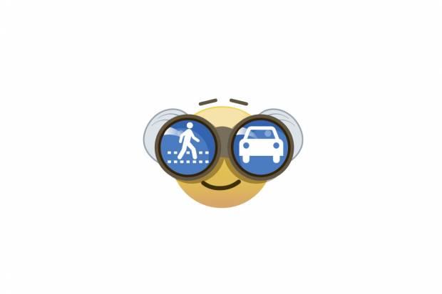 Emojis para fomentar la seguridad vial