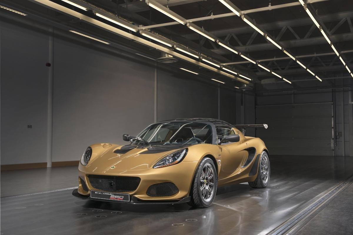 Lotus Elise 260 Cup