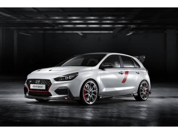 Hyundai N Option, nuevo programa de accesorios racing