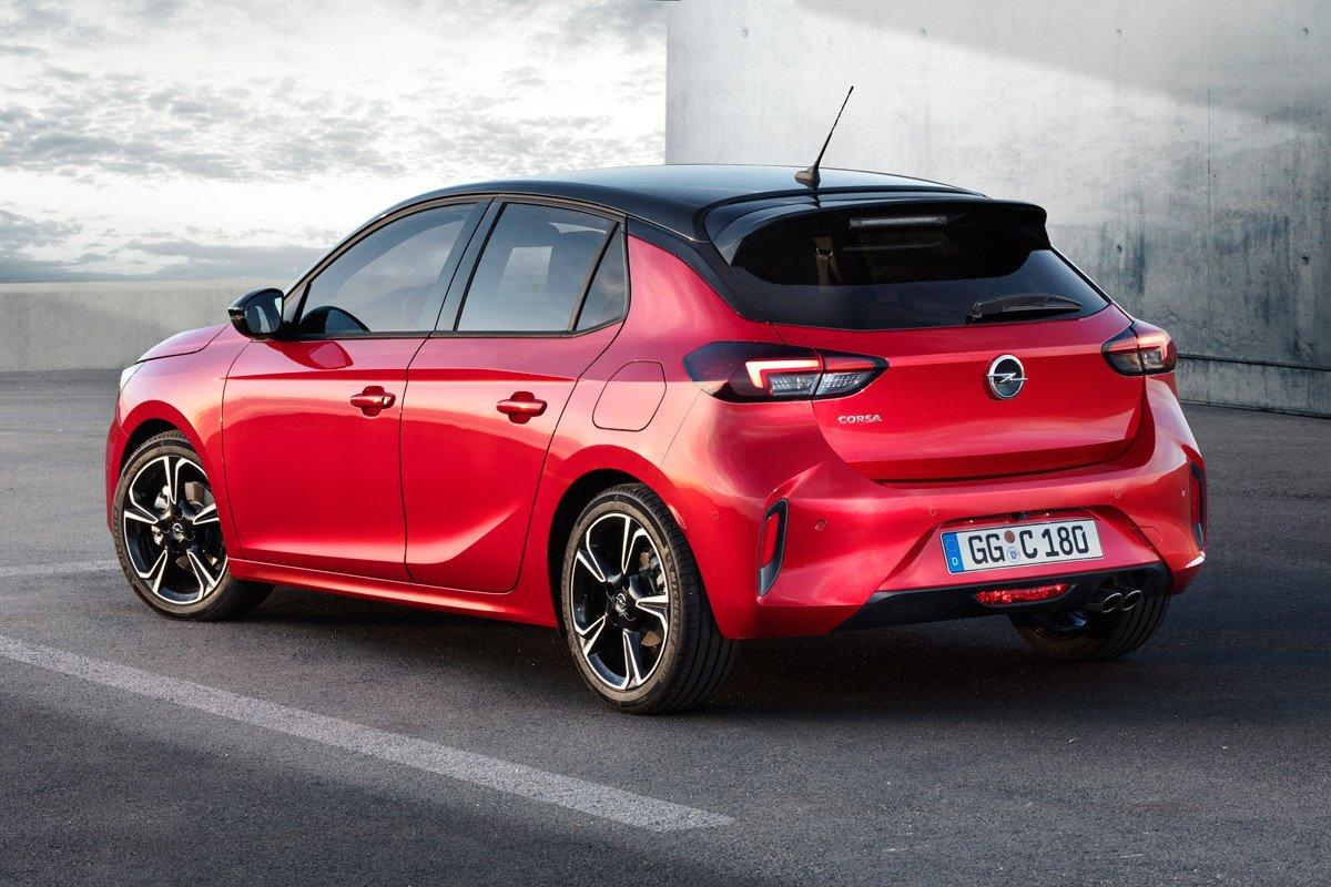 Prueba Opel Corsa